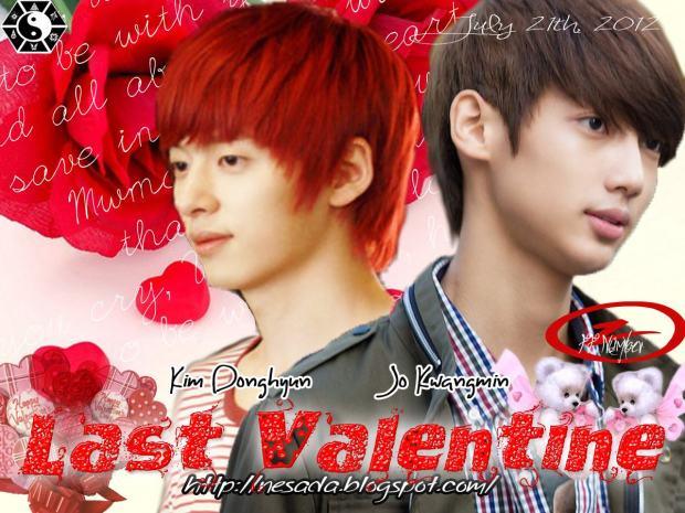 fanfic, fanfic kore, las valentine, fanfic kwangmin, fanfic donghyun, fanfiction