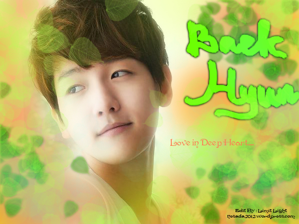 baekhyun exo wallpaper fan arts