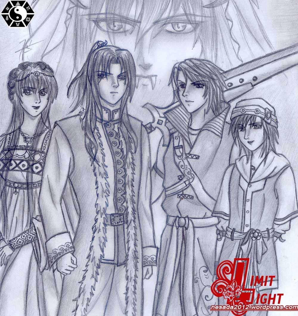 Kumpulan Cara Menggambar Sketsa Anime Jepang Sketsa Gambar