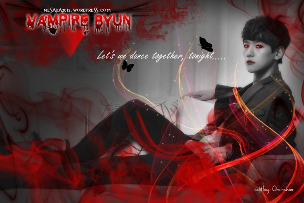baekhyun, byun, byun baekhyun, exo, exo-k, exo k, exo m, exo-m, wallpaper, wallpaper exo, exo wallpaper, kpop, piture vampire, vampire picture, desain vampire, make vampire, wallpaper vampire, korean vampire, blood vampire, fan art, fan arts, fan arts baekhyun, baekhyun fan art