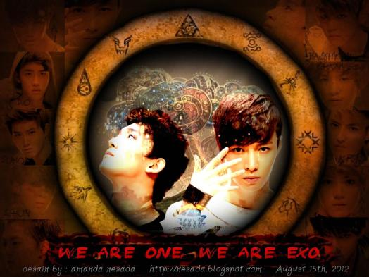 lay, chen, exo, exo wallpaper, wallpaper exo keren, project exo, project lay, project chen, birthday exo, member exo