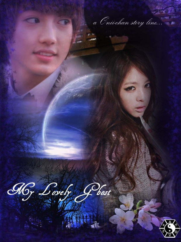 cover, fanfic, fanfiction, fanfic boyfriend, cover fanfic, boyfriend, my lovely ghost, nesada 2012, onii-chan